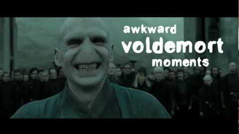 Awkward Voldemort Moments