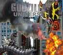 Godzilla Universe Online