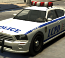 Buffalo Policía (GTA IV:TBOGT)