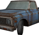 Chevrolet C10 (Silent Hill: Homecoming)