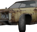 Chevrolet Impala (Silent Hill: Homecoming)