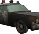 Coche de policía (Silent Hill: Homecoming)