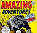 Amazing Adventures Vol 1 1