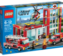 60004 Fire Station