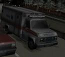 Ford Econoline Ambulancia (Silent Hill 2)