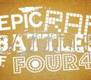 Epic Rap Battles of Four4