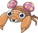 Crab Pokemon