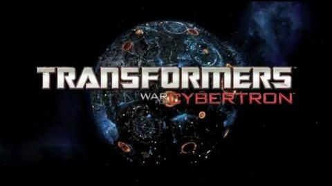 Transformers War for Cybertron (The Movie-Full Length) HD
