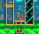 Knuckles' Chaotix screenshots