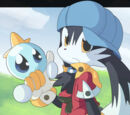 Klonoa the Cabbit