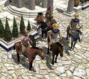 Cavalry Skirmisher