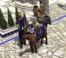Cavalry Swordsman
