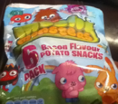 Moshi Monsters: Bacon Flavour Potato Snacks
