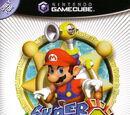 Algunos personajes de la serie Super Mario Sunshine