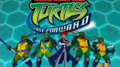 Teenage Mutant Ninja Turtles: Fast Forward Theme Song