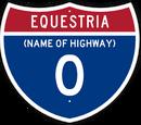 Equestria Thruway System