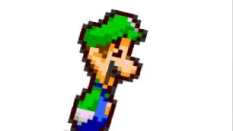 Stick Man VS Luigi