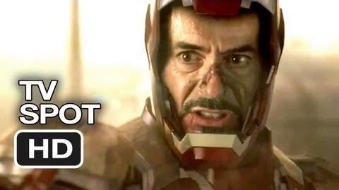 Iron Man 3 TV SPOT - A Lesson (2013) - Robert Downey Jr. Movie HD