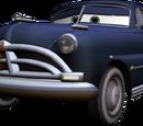 Doc Hudson (Cars: Mater-National)