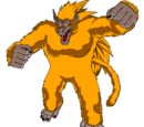 Goku Oozaru Alato