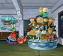 Mr. Krabs' Doll-a-Rama