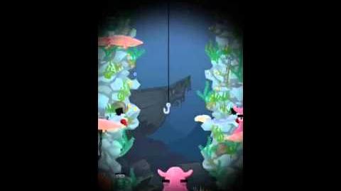 Ninja Fishing - Shipwreck Cove - SO CLOSE!