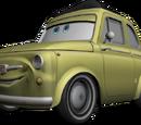 Luigi (Cars: Mater-National)