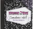 Pamiętnik Clawdeen Wolf SO