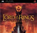 The Lord of the Rings: Tactics ( Video game 2005 )