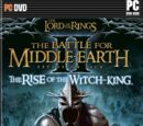 The Lord of the Rings: The Battle for Middle-earth II: The Rise of the Witch-king ( Video game 2006 )