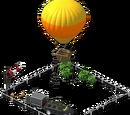 Air Balloon Launch Pad