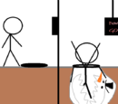 Frosty's Snap-Door Trap