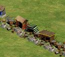 Campamento minero