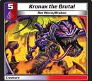 Kronax the Brutal