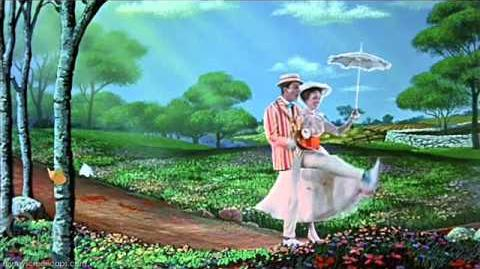 Mary Poppins Jolly Holiday Song