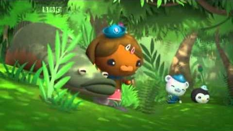 The Octonauts and the Amazon Adventure