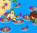 3rd Island Secret Bonus Areas