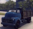 Schubert Truck flated (Mafia II)