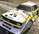 Audi Sport quattro S1 B2 (ToCA Race Driver 3)