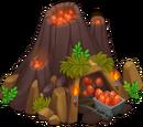 Volcano Jewel Mine