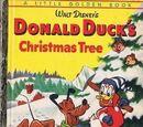 Donald Duck's Christmas Tree