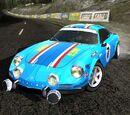 Alpine A110 (ToCA Race Driver 3)
