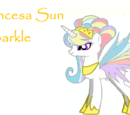 Princesa Sun Sparkle