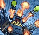 Double-Barrel Laser Cannon