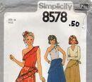 Simplicity 8578