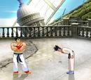 Tekken Stages