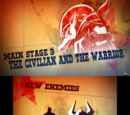 """Main Stage 3: """"The Civilian and the Warrior"""""""