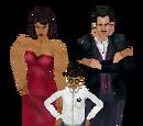 Семьи из The Sims 4 (базовая игра)