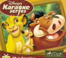 Disney's Karaoke Series: The Lion King
