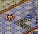 Localizaciones de Sonic 3D